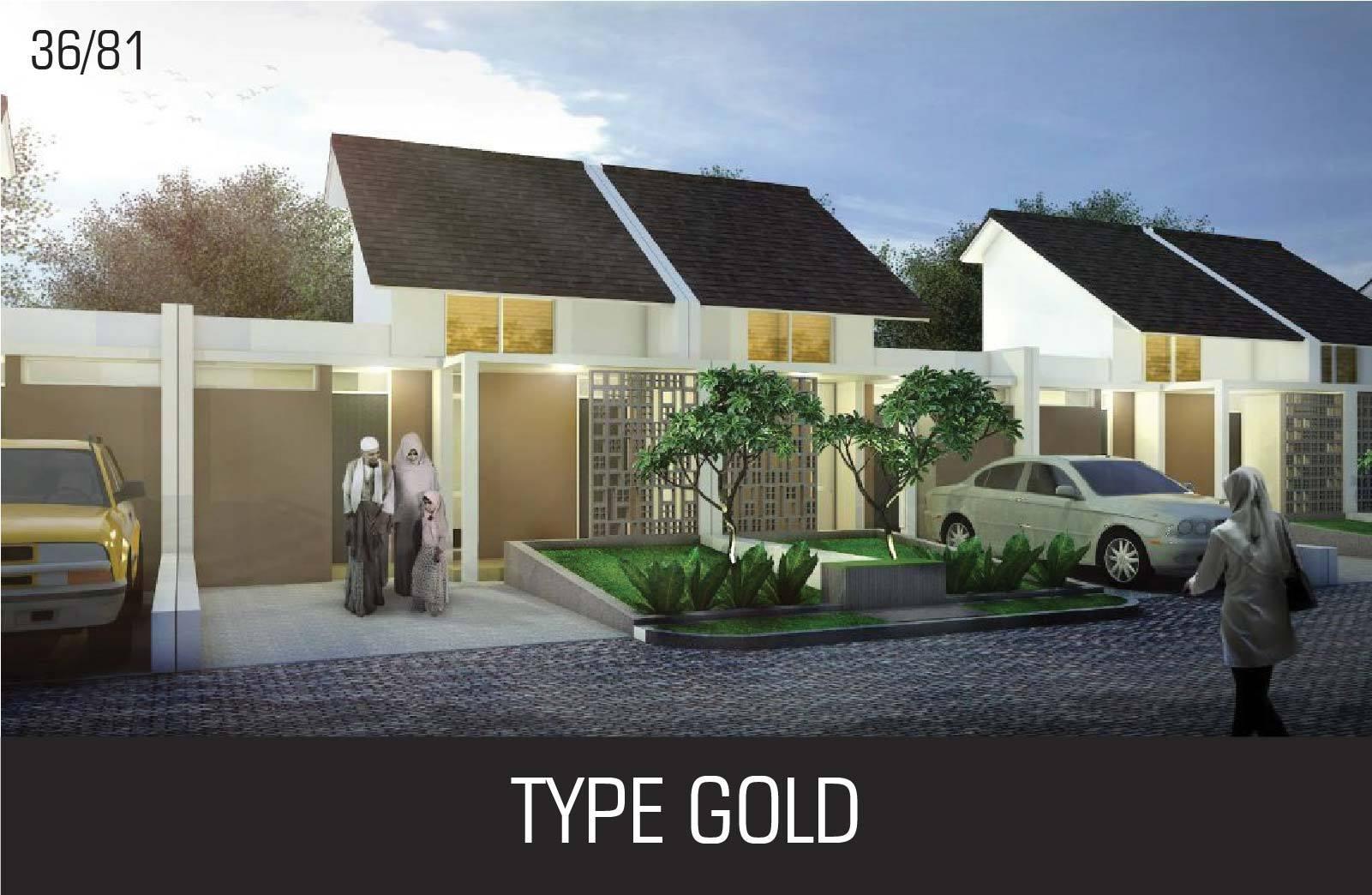 Pesona Asih Village Type Gold