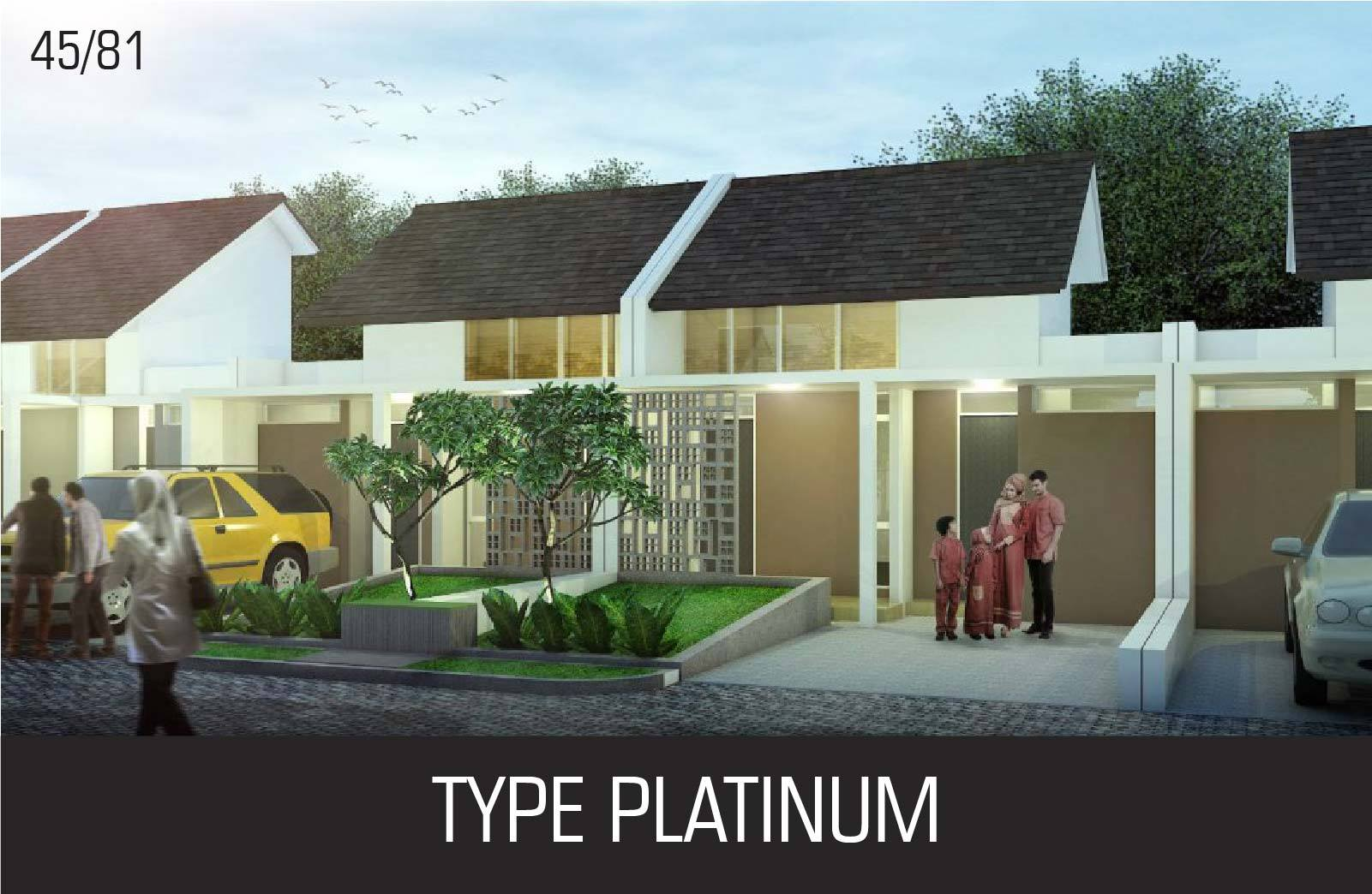 Pesona Asih Village Type Platinum